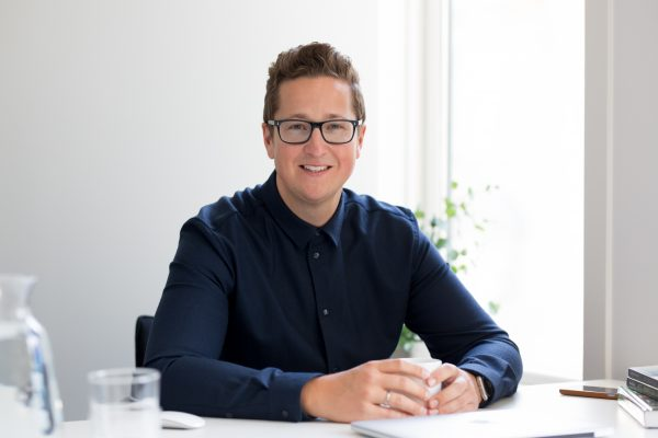 Aksel Inge Sinding - Kommunikasjonsansvarlig ved IPRO