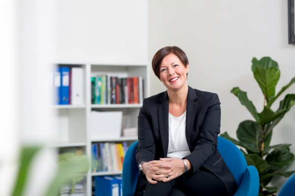 Mette Ekenes Garmannslund - Psykolog Bergen