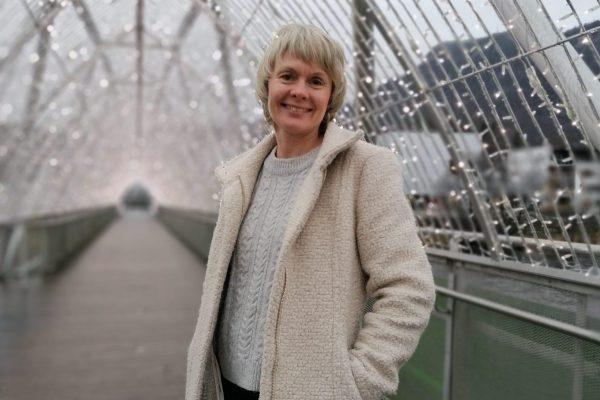 Heidi K Håland