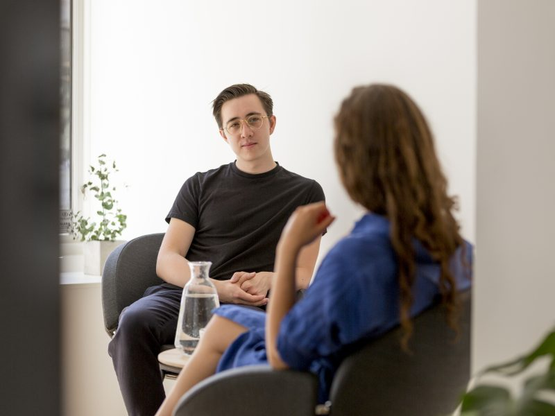 Kognitiv terapi - Psykolog i Oslo og Bergen